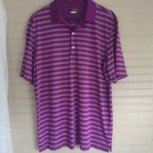 Greg Norman Play Dry Polo Shirt Size L